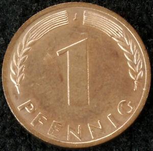 Germany-Federal-1-Pfennig-1948-to-1996-Choose-the-Year-KM101-amp-105-GLI-001