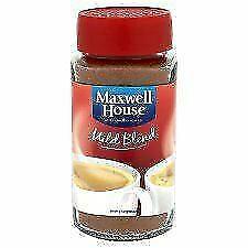 Maxwell House Coffee Powder Mild 200g X 12 For Sale Online Ebay