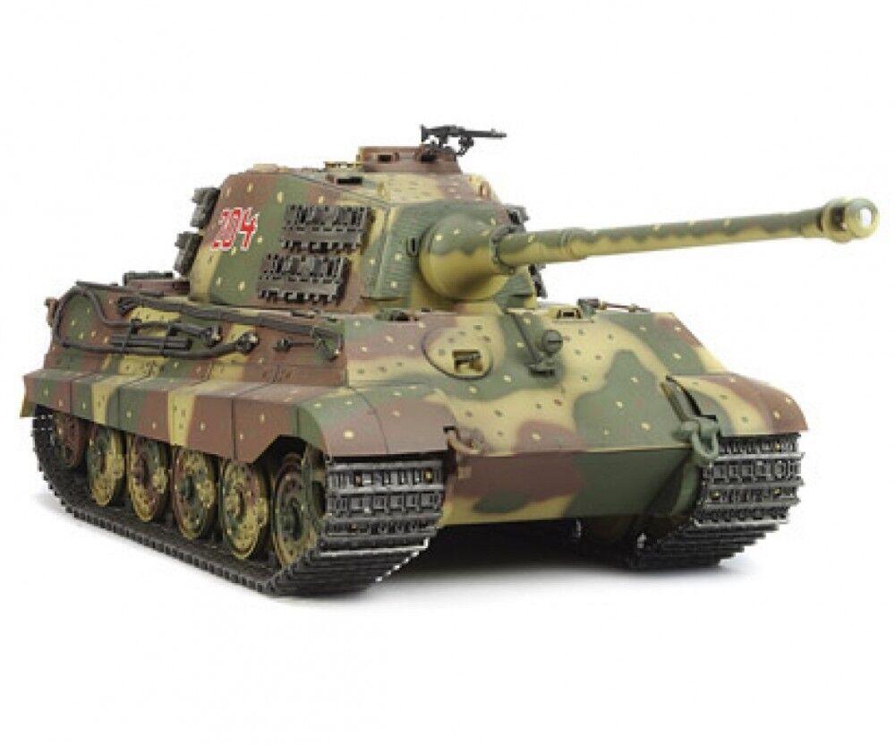 Tamiya 300056018 - 1 16 RC tanques Tigre rey opción Full-nuevo