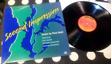 "Paul Nash ""Second Impression"" LP Soul Note – SN 1107 ITA 1985"
