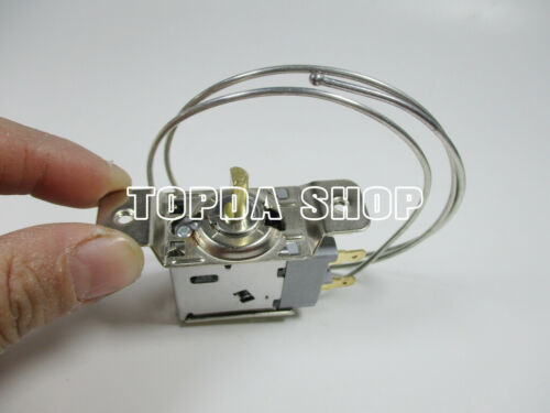 Details about  /1PC WPF23A Refrigerator freezer thermostat switch Without ground wire