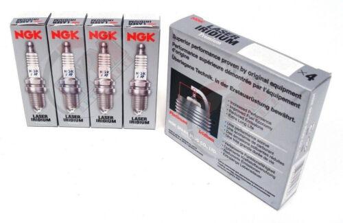 NGK LASER IRIDIUM Iridium Spark Plugs ILFR6GE 4212 Set of 4