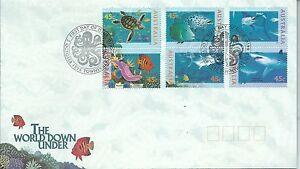 1995-World-Down-Under-set-6-FDI-Townsville-Qld-3-Oct-1995-Special-Postmark
