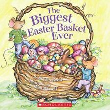 The Biggest Easter Basket Ever by Steven Kroll (2008, Paperback)