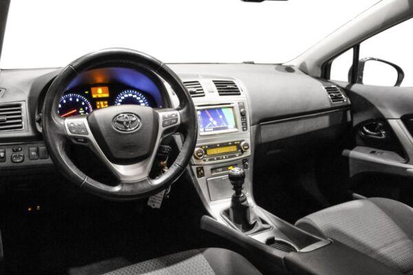 Toyota Avensis 1,8 VVT-i T2 - billede 3