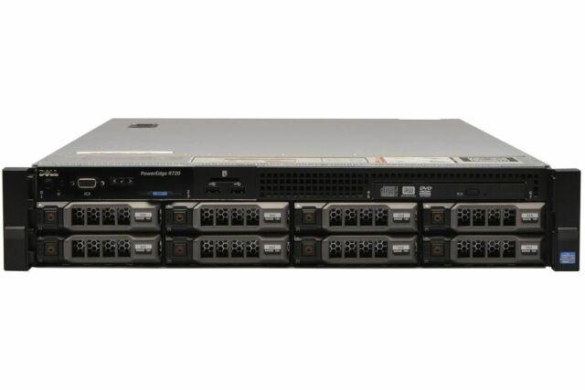 DELL PowerEdge R720 | 2×E5-2697v2 Xeon 12-Core 2.7GHz | 192GB RAM | 8×6TB RAID