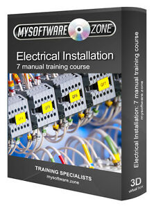 Learn-Electrical-Installation-7-Manual-Training-Course-CD-Conduit-Box-Circuit