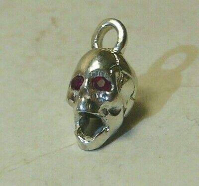 Pendant Holy Mother of God Sterling Silver 925 Ruby Emerald Topaz Amethyst