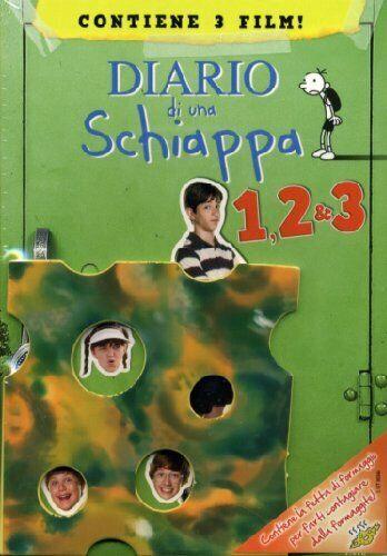 Diario Di Una Schiappa Collection (3 Dvd) 20TH CENTURY FOX