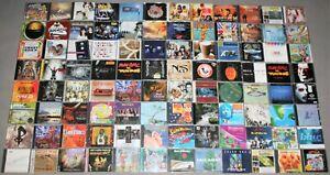 96-CDs-Sammlung-MUSIK-ROCK-POP-SAMPLER-HITS-MIX-DANCE-PARTY