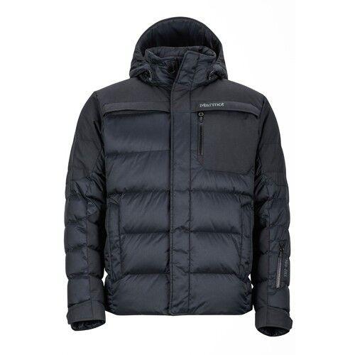 Marmot Uomo shadow Jacket, nero, Piumino per uomo
