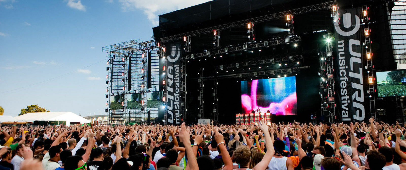 Ultra Music Festival 3 Day Pass Tickets (18+ Event, March 23-25)
