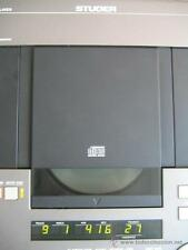 PROFESIONAL CD STUDER A 730 REVOX CDM-3  TDA1541 S2 DOBLE CROWN + Remote