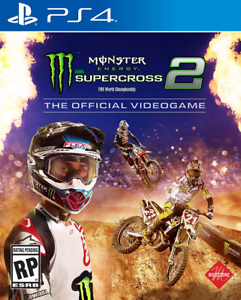 Monster-Energy-Supercross-2-Official-Videogame-For-Racing-Various-Platform-New