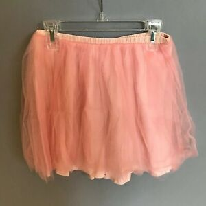 JCREW-CREWCUTS-Girls-Elda-Tulle-Skirt-Pink-Blush-C1453-Size-8-NWT-SO-ADORABLE