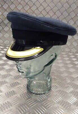 Fein Echt Air Force Ausgabe Senior Offizier Parade Feierlich Kleid Hut Geflochten Dem