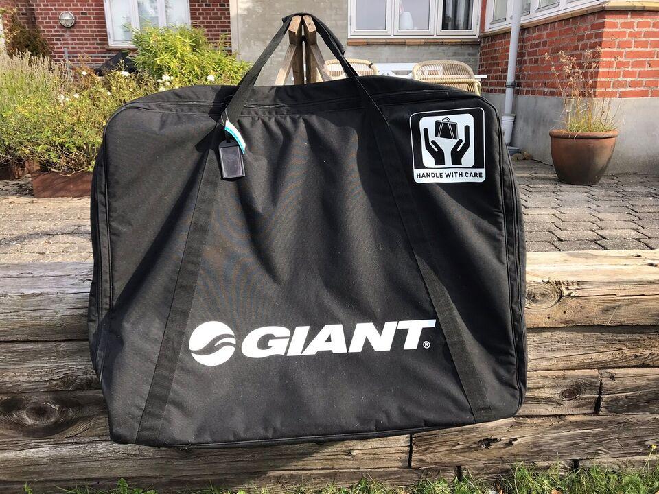 Cykeltaske, Soft case transport taske