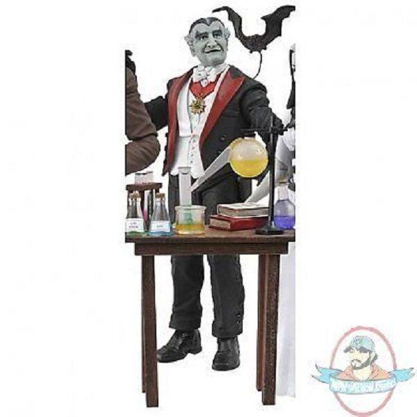 Munsters Select Grandpa Munster Action Figure by Diamond Select Select Select 743f2e