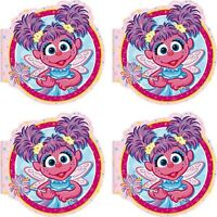 Abby Cadabby Mini Notebooks (4) Birthday Party Supplies Favors Stationery Pink