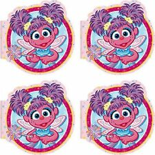ABBY CADABBY MINI NOTEBOOKS (4) ~ Birthday Party Supplies Favors Stationery Pink
