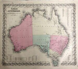 "1860 Colton's  ""Australia"""