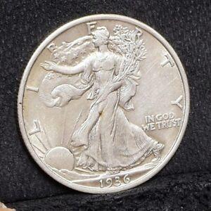 1936-Liberty-Walking-Half-Dollar-AU-Details-28729