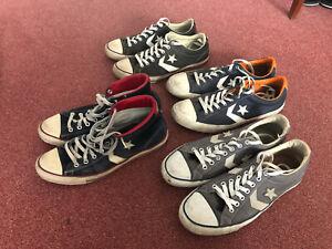 Details zu Konvolut Converse Chucks Taylor All Star Rival OX Herren Schuhe Sneakers