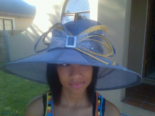 Most unique Sinamay and Crin hats to buy and hatmaking training |  Kenilworth | Gumtree Classifieds South Africa | 171364374