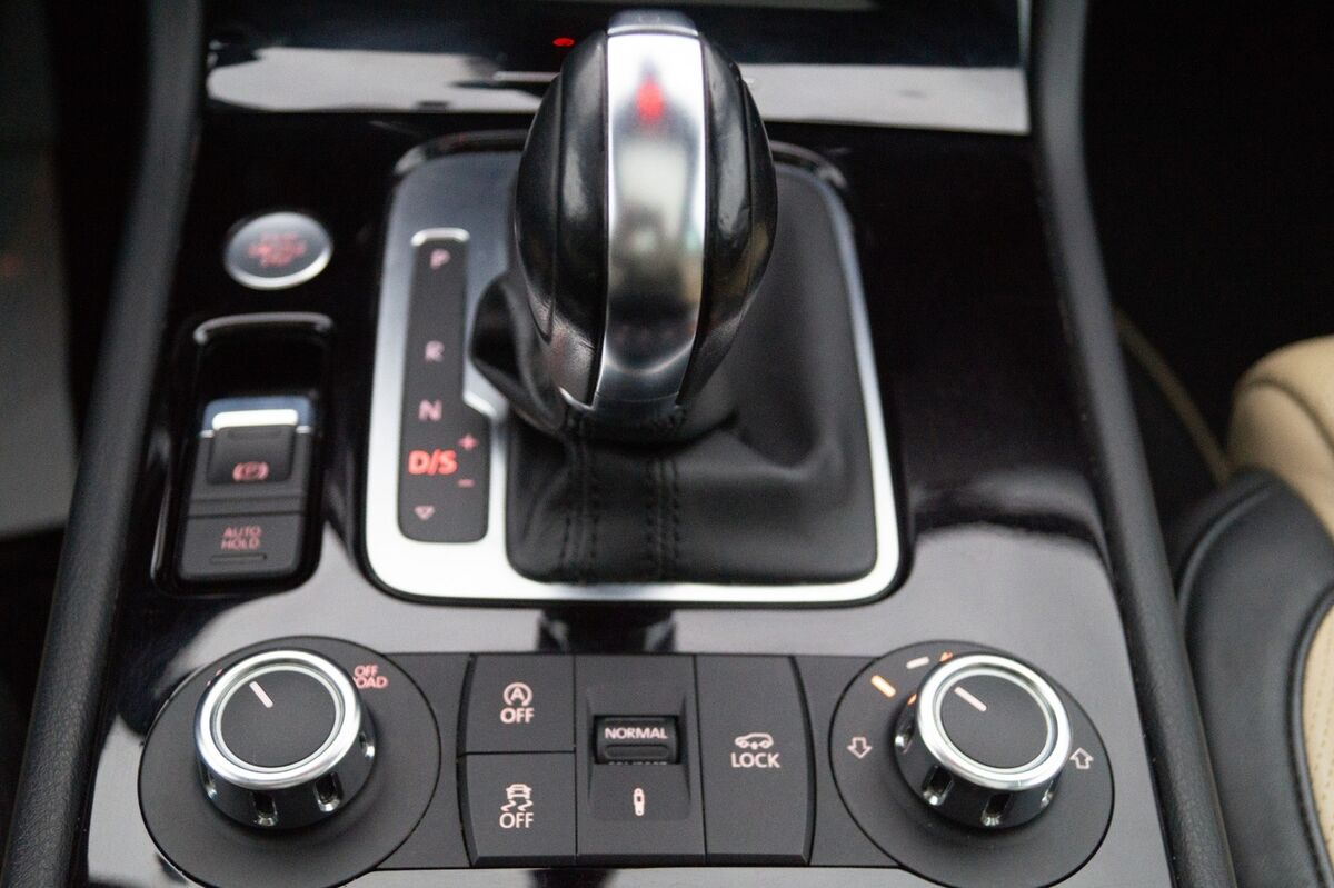 VW Touareg V6 TDi Tiptr. 4Motion BMT