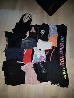 Blandet tøj, 17 dele str 10 14 år, Levis, Hummel