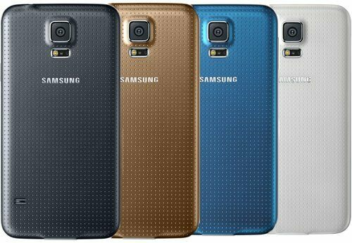 Samsung Galaxy S5 Mini Sm G800f 16gb Charcoal Black Ohne
