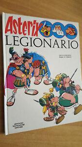 ASTERIX LEGIONARIO DI GOSCINNY E UDERZO - MONDADORI EDITORE 1980 - Italia - ASTERIX LEGIONARIO DI GOSCINNY E UDERZO - MONDADORI EDITORE 1980 - Italia