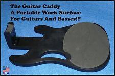Guitar & Bass traveler Workstation, Guitar & Bass Portable Workstation Bench.