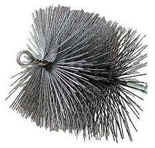 "Rutland Chimney Sweep 16512 Square Wire Brush, 12"" L x 12"" W, Black"
