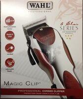Wahl Professional 5 Star Magic Clip Hair Clipper Original Uk Seller