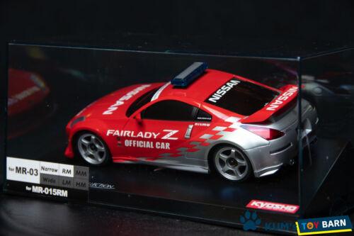 Kyosho MINI-Z Body NISSAN FAIRLADY Z Safety Car  MZP119SC FINE HAND POLISH