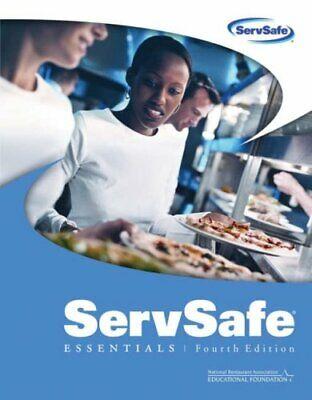 ServSafe Essentials with the Online Exam Answer Voucher ...