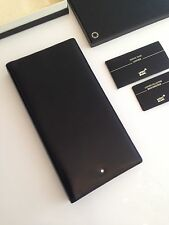 NEU MONTBLANC *MST* Leder Etui bis 168 Kreditkarten Visitenkarten NP:595€ -1030