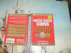 Bressett-Yeoman-Guide-Book-of-United-States-Coins-2009-The-Official-Red-Book