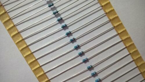ZMM247 Lot of 100 pcs Vishay SFR16S  Metal Film Axial Resistor 10K Ohm 1/% 1//2W
