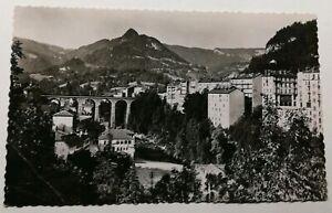 569-Antica-Cartolina-Saint-Claude-Jura-Vista-Generale