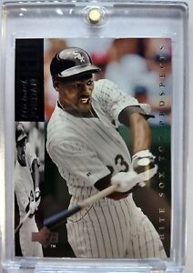 Rare-1994-94-Upper-Deck-Silver-Michael-Jordan-MJ23-Baseball-Top-Prospects-RC