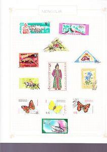 Mongolia-Stamps-2