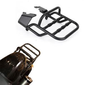 Black Rear Top Case Carrier Luggage Rack Fit for BMW RnineT R NINE T 14-2020