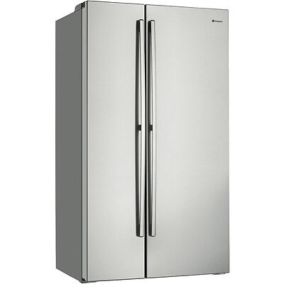 NEW Westinghouse WSE6900SA 690L Side By Side Refrigerator