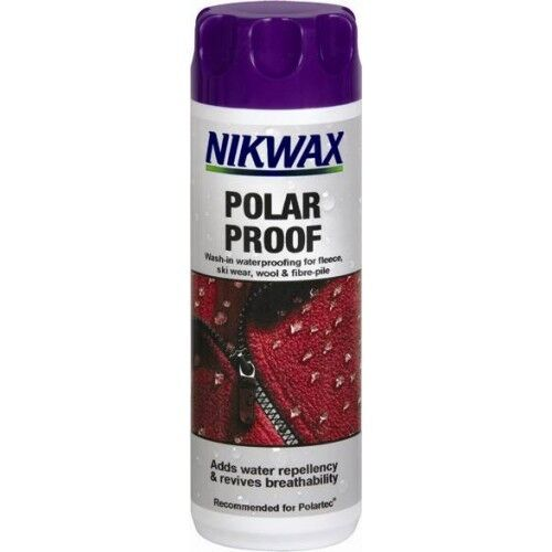 Nikwax Polar Proof For Fleece Wool Ski Wear Gloves
