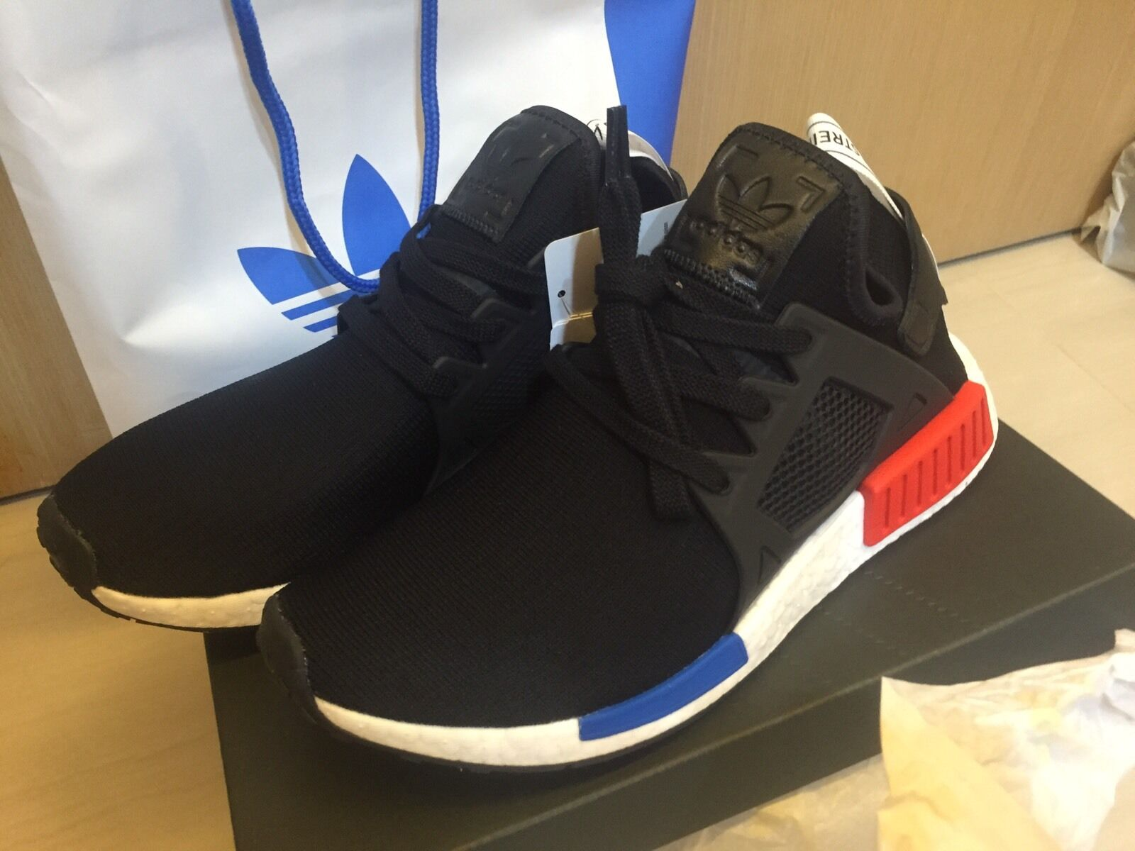 90ca7490feb5 Adidas NMD XR1 PK PK PK OG BY1909 SPORTS HERITAGE US SIZE 8.5 BRAND NEW  457c93