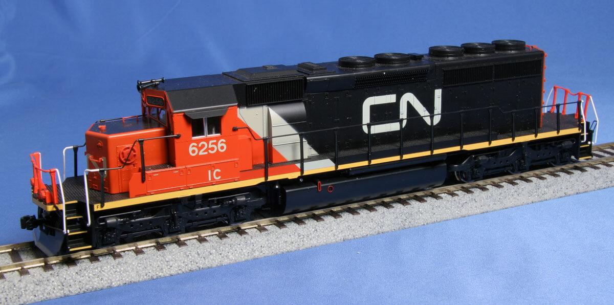 Canadian National SD40-2 Diesel mediados de producción por Kato Dcc Listo & Excelente