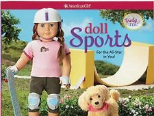 Doll Sports : Make Your Doll an All-Star! by Emily Osborn (2016, Mixed Media)