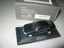 Mercedes CLK 1/43 Minichamps  Mercedes MUSEUM version  BLACK C209